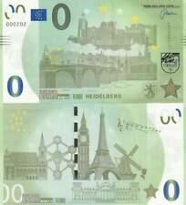 Biljet billet zero 0 Euro Memo - Heidelberg (016)