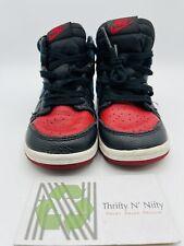 Nike Air Jordan 1 High OG TD- Youth- Size 8C- UNC to Chicago- [CU0450-046]