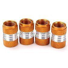 Acero de aleación de metal de oro metálico Polvo Tapas De Válvula De Rueda Neumático (DC5/G) MC17/5