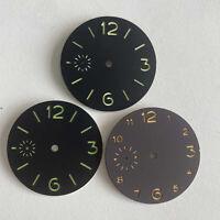 Uhren Zifferblatt für ETA 6497/6498 Seagull ST36 Mechanical Movement Watch Dial
