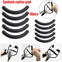 10PCS Eyelash Curler Refill Rubber Pads Beauty Make Up Tools Replacement;-