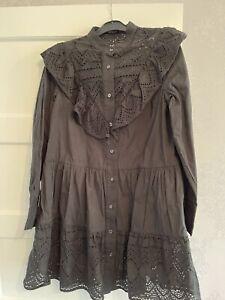 Karen Millan Black Dress Sz10