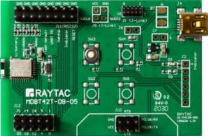 Nordic nRF52805 Raytac BT5.2 Module Demo Board BLE Bluetooth Development Kit