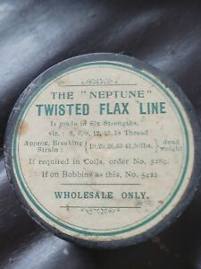 ALLCOCK, THE NEPTUNE TWISTED FLAX LINE.