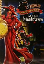 WHERE ON EARTH IS CARMEN SANDIEGO? INTO the MAELSTROM 4 Episodes + Bonus