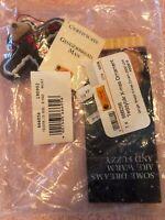 Steiff Mohair Gingerbread Man Bear Christmas Tree Ornament 666056 Teddy Bear