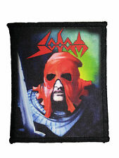 SODOM - Patch Aufnäher - In the sign of evil 8x10cm NEU