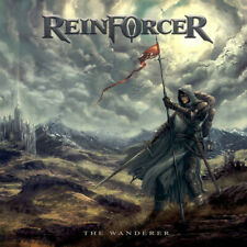 REINFORCER - The Wanderer (NEW*EPIC/POWER METAL*PRIVATE PR.*VISIGOTH*DOMINE)