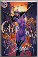 CATWOMAN 80TH ANNIVERSARY #1 (COVER D) SIGNED J. SCOTT CAMPBELL EXCLUSIVE ~ DC