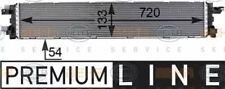 Low temperature Radiator 8MK376701-151 CIR 13 000P 70820849 by Behr Premium line