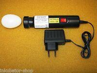 LED Schierlampe/Prüflampe/Eierdurchleuchter/Inkubator/Brutkasten/Brutmaschine/