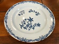 "Rorstrand Ostindia East Indies Swedish Dinner Plate, 9 1/2"" Diameter"