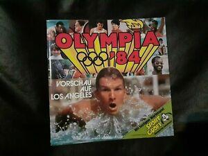 Album Olympia 84 Ferrero - Komplett