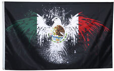 Mexican Mexico National Flag 3x5 Man Cave Decor Wall Banner