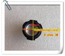 2ps 33mm 8Ohm 3W High quality small speakers Neodymium Loudspeaker Aluminum horn