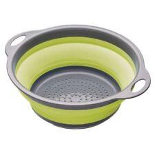 Colador de cocina color principal verde