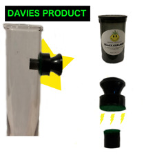 Davies Product Original Scrubber For Cleaning Pipes Bong Water Pipe Unique Glass