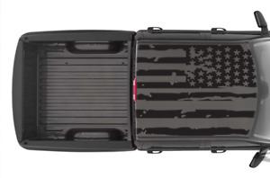 Decal for Dodge Ram Crew Cab 1500,2500,3500 Roof Vinyl Graphics Design Sticker