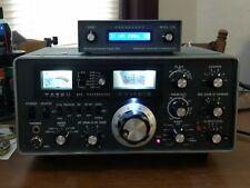 Yaesu FT 101E amateur ham Radio Transceiver. Restored.
