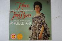 Händel Cantata Lucrezia Largo Ombra mai fu Janet Baker English Chamber Orc(LP38)