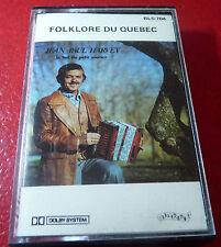 Cassette Audio Jean-Paul Harvey Le Bal du Petit Soulier ! Select Canada Records