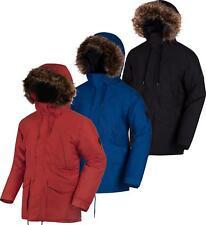 Regatta Alarik Mens Parka Waterproof Insulated Winter Coat
