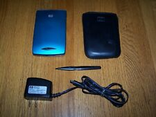 """Hp Jornada 520 Pocket Pc With Pouch & Power Cord Is In Working Condition """"As Is"""""""