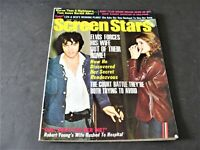 Screen Stars- Elvis forces his wife out of their home! - June 1972, Magazine.