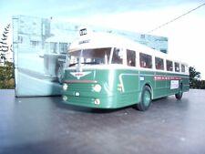 TEST CHAUSSON APH 2 Autobus Autocar parisien RATP 1/43 neuf en boite