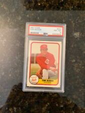 1981 Fleer Baseball #200 TOM SEAVER.......PSA 8 NM-MT!