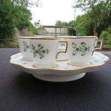 assiette en porcelaine de la manufacture royale de sèvres signée S 94