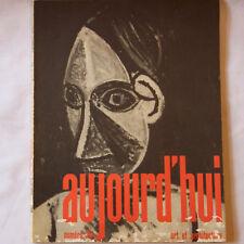 Picasso Aujourd'hui Art Et Architecture 38 André Bloc Septembre 1962