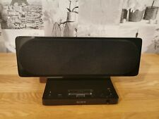 Sony SRS-GU10iP Stereo iPhone/iPod Dock  Speaker *GREAT CONDITION*