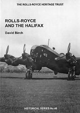 The Rolls-Royce Heritage Trust: Rolls-Royce and the Halifax