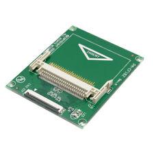 """1.8"""" Compact Flash CF Scheda Di Memoria Per Toshiba CE iPod ZIF HDD SSD Adattatore"""