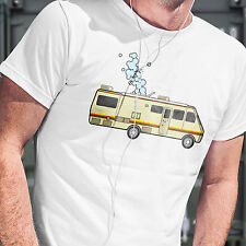 Breaking Bad T-Shirt - RV Lab T Shirt free postage Dispatch within 1 day