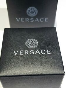 Versace Medusa Cage Pendant With Chain