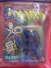 New listing Marvel Uncanny X-Men The Evil Mutants Mr. Sinister Action Figure 1993 Toy Biz