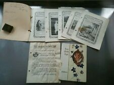 Antique Christian Booklets and Book (1900-1911) *See Description*
