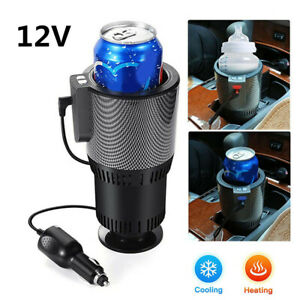 12V 36W Car Heating Cooling Cup Car Office Cup Warmer Smart Car Cup Mug Holder