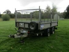 More details for ifor williams 12ft electric tipping trailer