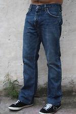 Vaqueros Levis 507 04 desvaído estilo vintage Denim Azul años 80 Bootcut Red Tab W32 L30 Look