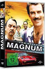 MAGNUM (Tom Selleck), Staffel 6, 5 DVDs (NEU+OVP)