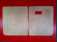 vw t5 SWB LWB interior panels back door cards 6mm plyline ply lining camper
