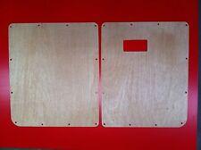 Vw T5 Swb Lwb Los paneles interiores Puerta Trasera Tarjetas 6mm plyline Lámina Forro Camper