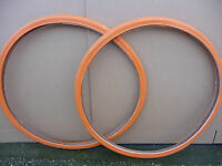 Pair of 700x28c (28-622) Fixie Road Racing Bike Bicycle Tyres New Various Colour