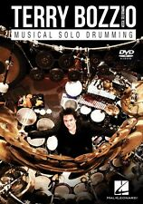 Terry Bozzio Musical Solo Drumming Instructional Drum  DVD NEW 000121470