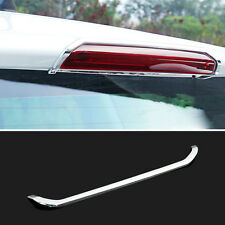 FIT FOR FORD ESCAPE KUGA CHROME REAR TAIL BUMPER BRAKE LIGHT FOG LAMP COVER TRIM
