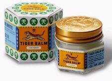 19.4 grams White Tiger Balm Headache Remedies,Relieves Stuffy Nose ,Insect bites