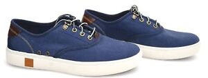 TIMBERLAND MAN SNEAKER SHOES SPORTS CASUAL TRAINERS FREE TIME CANVAS CODE A17M2
